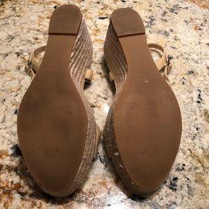 kate spade Shoes - KATE SPADE   Mennie Espadrille Wedge